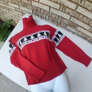 Vintage Marisa Christina winter sweater